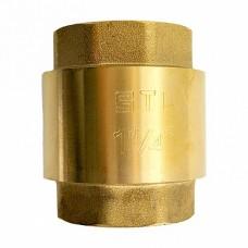 Клапан обратный пружинный STI 32 (пластиковое уплотнение)