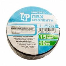 Изолента Тр4 ПВХ чёрная 2007012