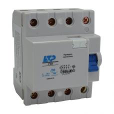 Устройство защитного отключения DLF364 4Р  32А/30мА (электромеханическое) ETP