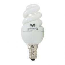 Лампа люминесцентная SP 5W 220V 2700K Е14 mini ETP