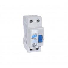 Устройство защитного отключения DLF362 2Р  16А/30мА (электромеханическое) ETP