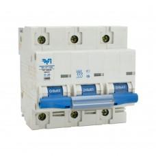 Автоматический выключатель ВА 47-100, 3P 20А  (D) 10кА ETP