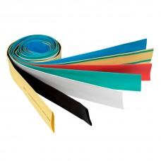 Набор ТУТ: 7 цветов по 7шт. Разного диаметра  (10/5, 12/6, 16/8, 20/10, 25/12,5, 30/15, 40/20) 1м. EKF PROxima