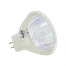 Лампа галогенная c отражателем JCDR 50W 220V  G5.3 UV COVER ETP