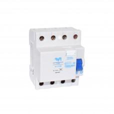Устройство защитного отключения DLF364 4Р  63А/30мА (электромеханическое) ETP