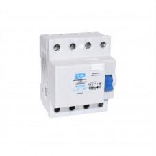 Устройство защитного отключения DLF364 4Р  25А/30мА (электронное) ETP