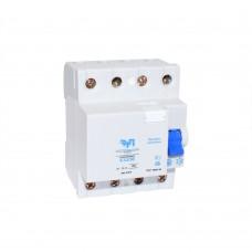 Устройство защитного отключения DLF364 4Р  63А/30мА (электронное) ETP