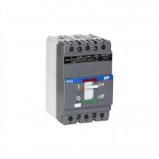 Автоматический выключатель ВА-88 125Н/80А  3P ETP