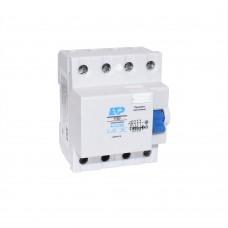 Устройство защитного отключения DLF364 4Р  40А/30мА (электронное) ETP