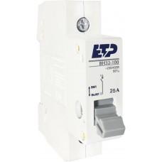Выключатель нагрузки ВН32-100, 1P 25А ETP