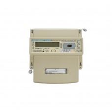 Счетчик электрической энергии трехфазный  многотарифный СЕ301BY R33 043 JAVZ (5-10А)