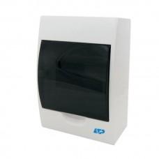 Бокс пластиковый 6P TSM OUTSIDE IP40 с крышкой ETP