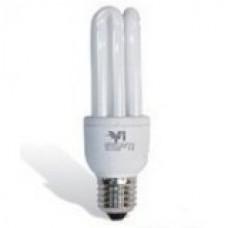 Лампа люминесцентная 3U 13W 220V 2700K Е14 mini ETP